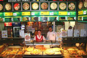 Пошаговый бизнес-план пиццерии с открытием