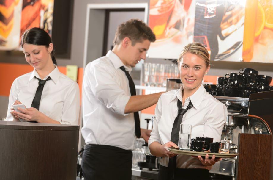 Планируемые сотрудники кафе