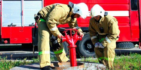 Акт проверки пожарных кранов