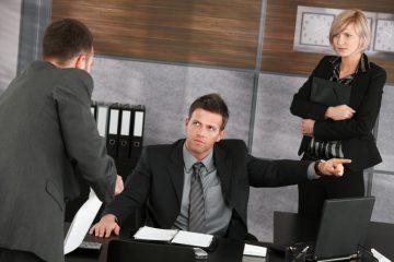 Акт об отстранении от работы