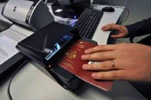 Обмен загранпаспорта
