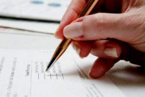 Анкета кандидата на вакансию в организацию