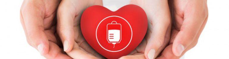 Анкета донора крови