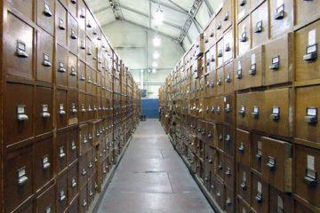 Анкета для получения информационного письма по документам Центрального архива