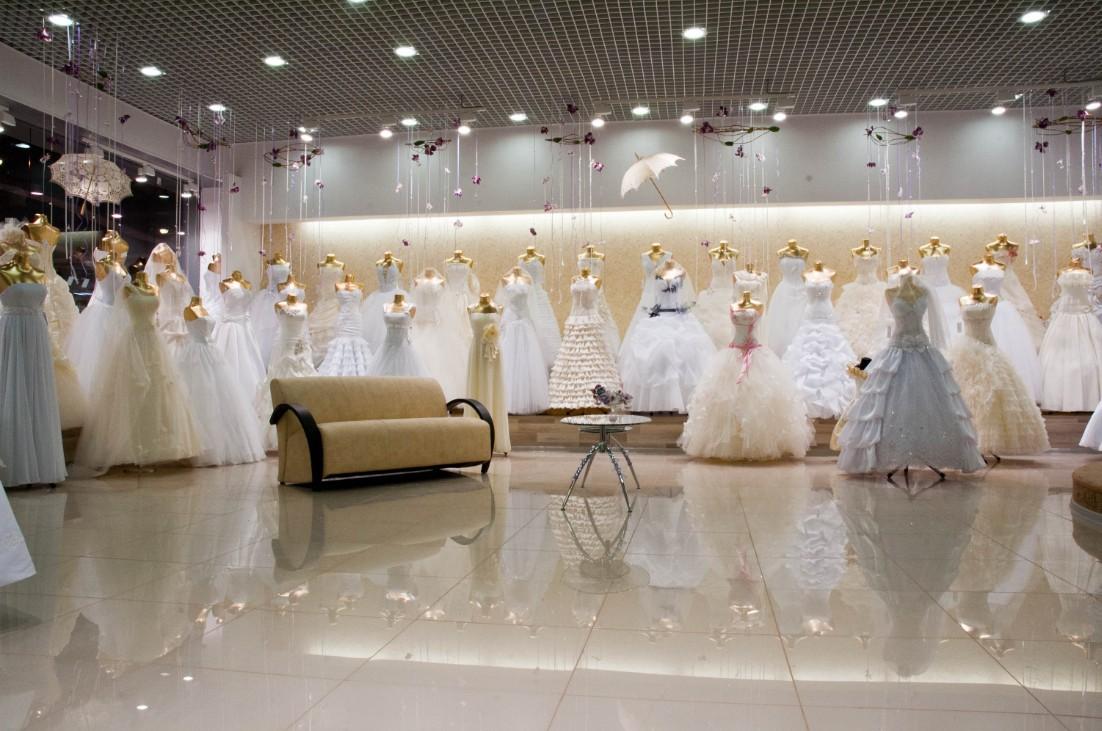 С чего начать открытие салона свадебных платьев