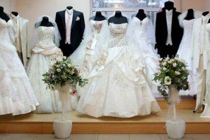 Сколько стоит открыть салон свадебных платьев