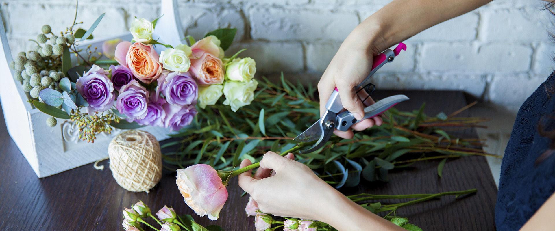 Изучение индустрии флористики