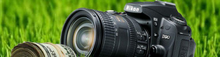 Бизнес на продаже фотографий в интернете