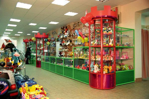 Расходы на открытие детского магазина