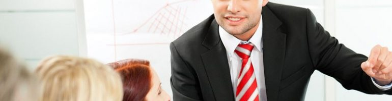 Кто такой бизнес-тренер и как им стать