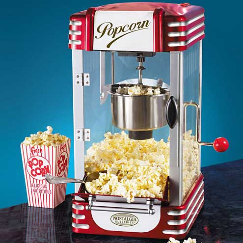 Автомат для попкорна