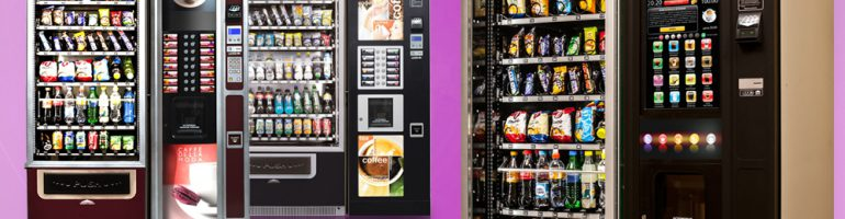 Приобретение вендинговых автоматов