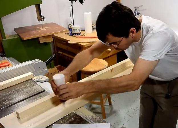 Самостоятельное изготовление мебели