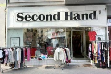 Открываем магазин секонд хенд