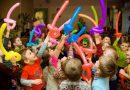 Как заработать на организации праздников для детей