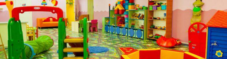 Особенности открытия частного детского сада