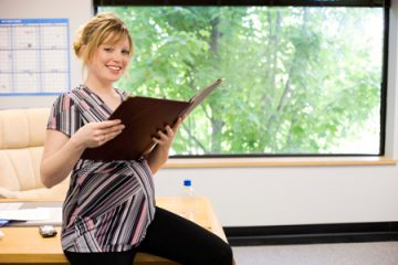 Как заработать беременной женщине дома