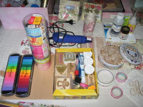 Покупка материалов