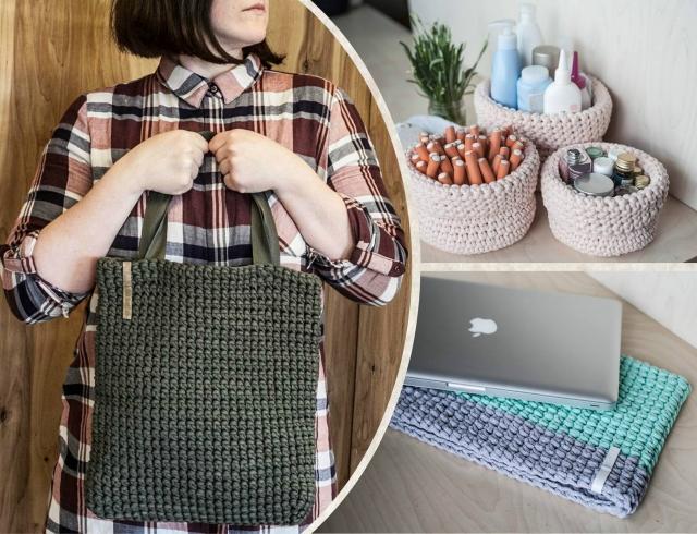 Вязание и пошив одежды, игрушек