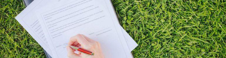 Заявление на приватизацию земельного участка