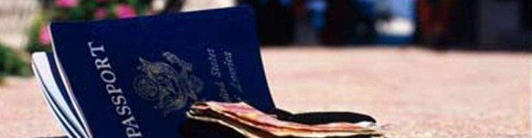 Заявление об утере паспорта